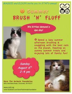 Summer Brush-N-Fluff